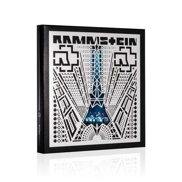 Rammstein - CD Rammstein: Paris (2CD)