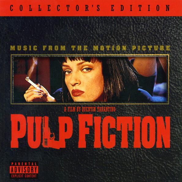 Soundtrack - CD Pulp Fiction