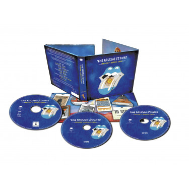 Rolling Stones - CD Bridges to Buenos Aires (DVD+2CD)