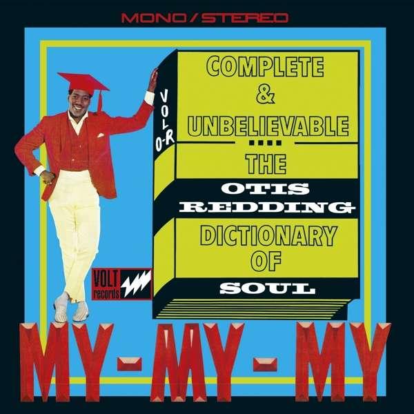 The Otis Redding - CD Complete & Unbelievable... The Otis Redding Dictionary Of Soul (2CD)