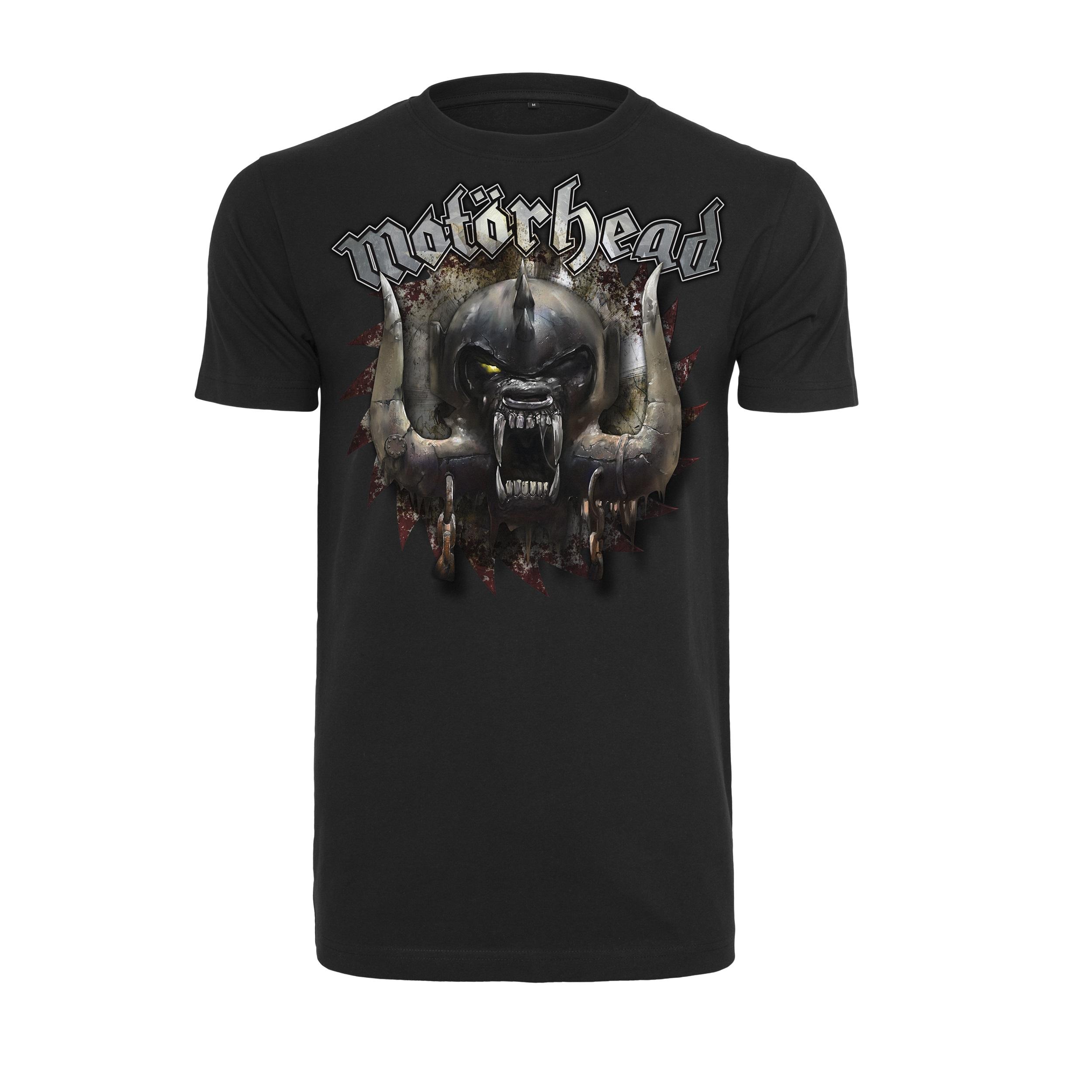 Motörhead - Tričko SAW Tee - Muž, Čierna, XS