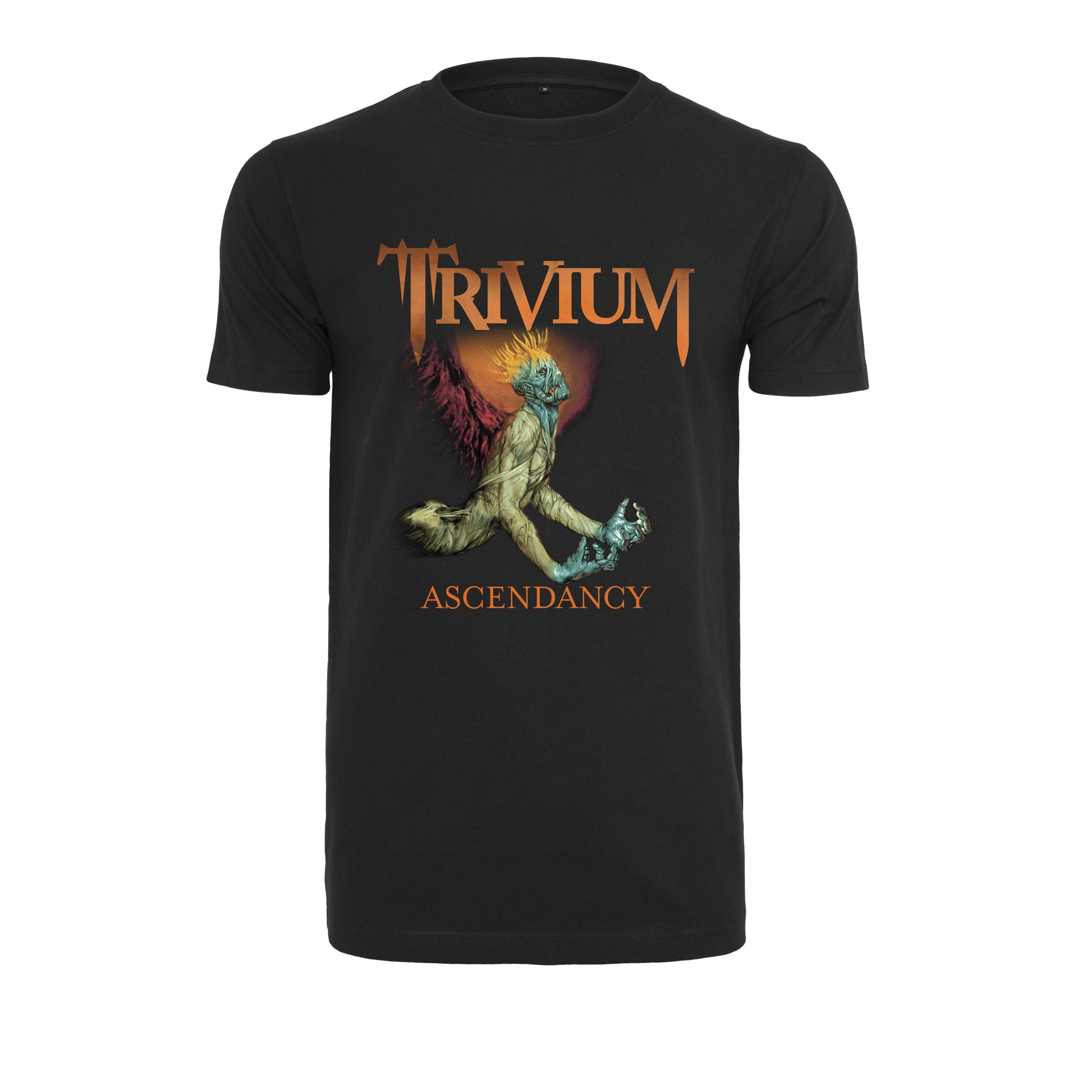 Trivium - Tričko Ascendancy tee - Muž, Čierna, XXL