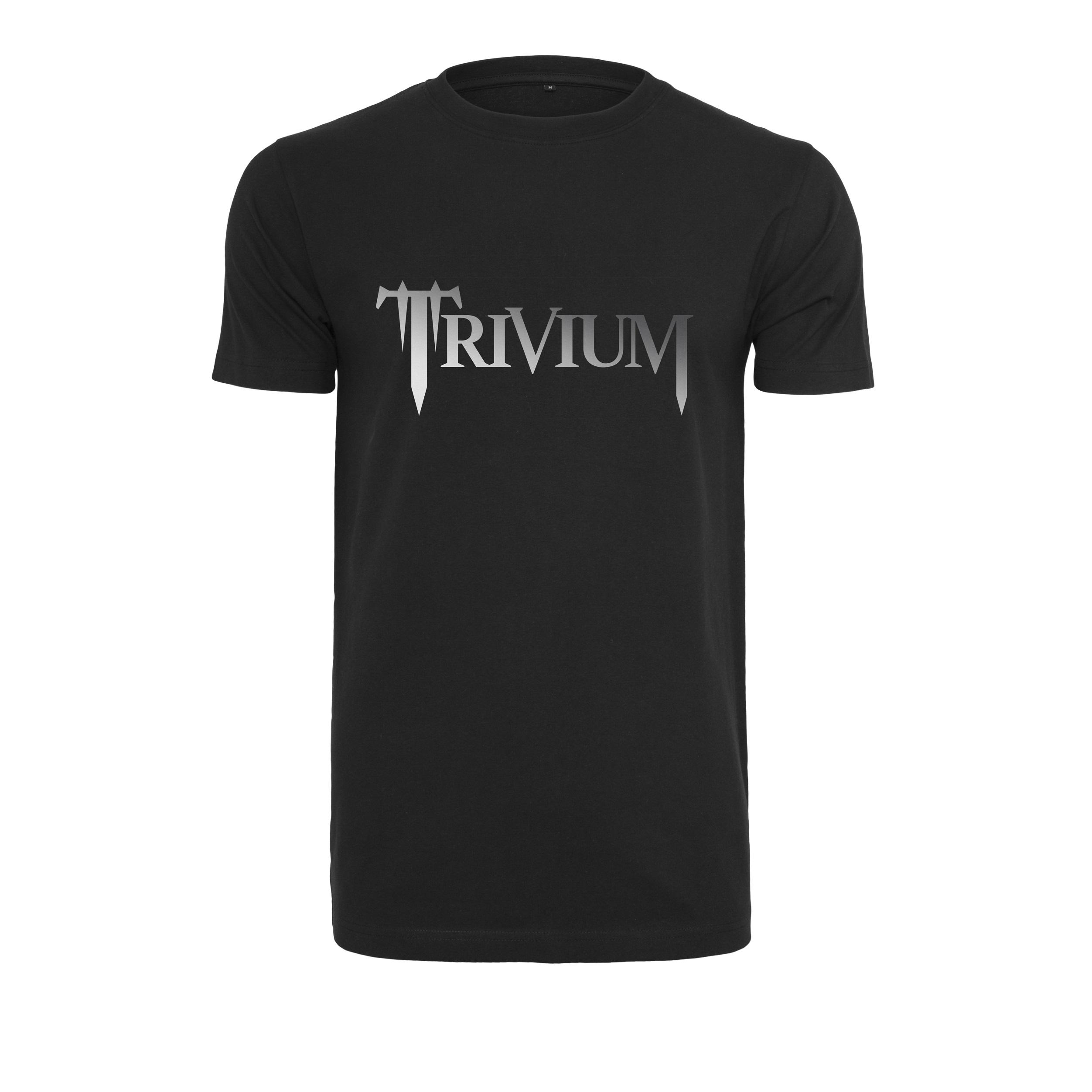 Trivium - Tričko Logo tee - Muž, Čierna, XXL