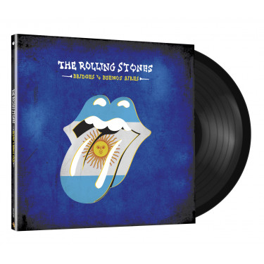 Rolling Stones - Vinyl Bridges to Buenos Aires (3LP)