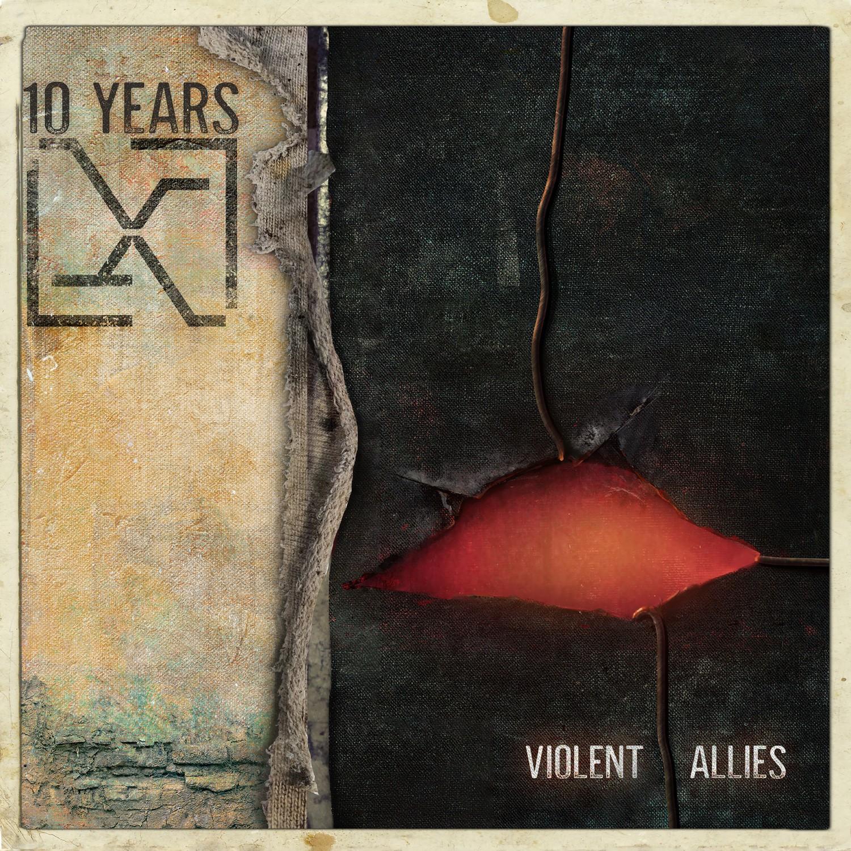 10 YEARS - CD VIOLENT ALLIES