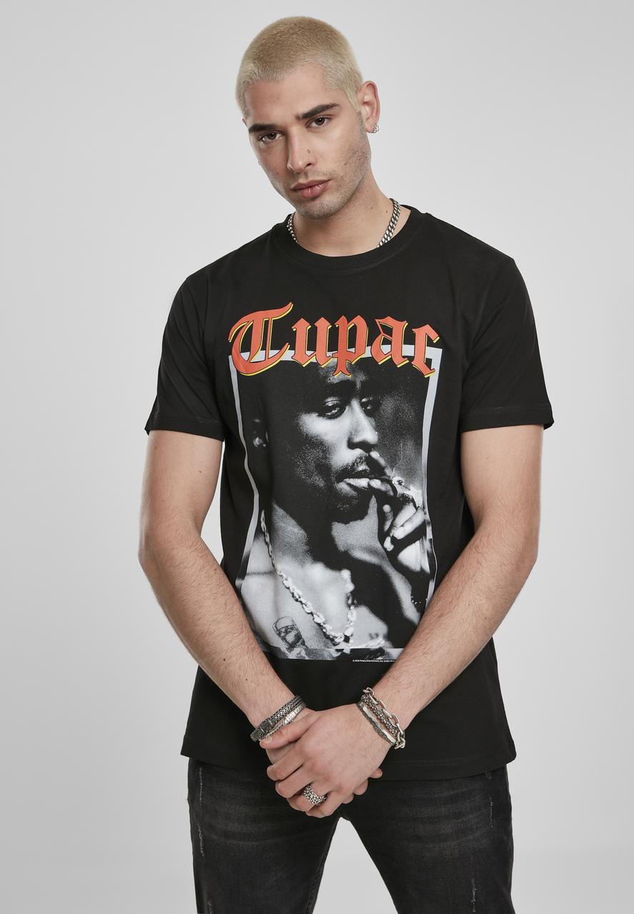 2Pac - Tričko California Love Tee - Muž, Čierna, L
