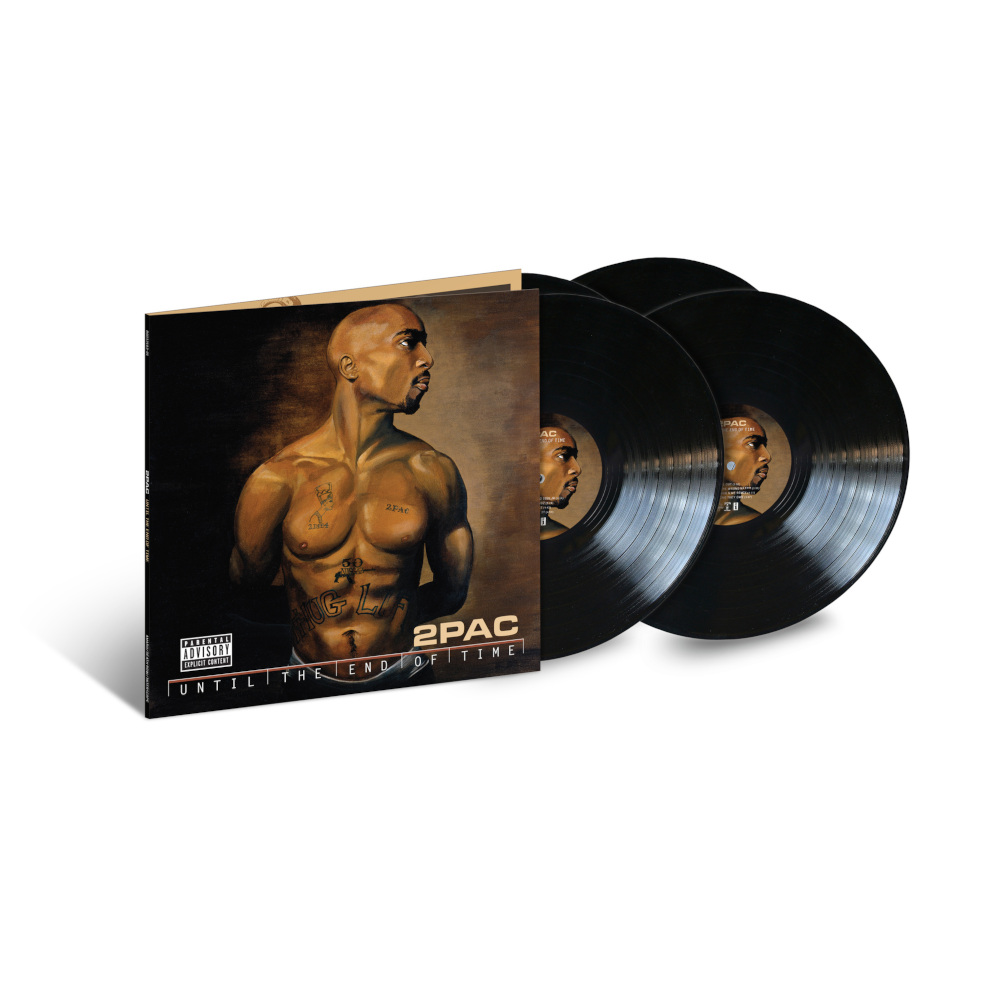2Pac - Vinyl Until the End of Time