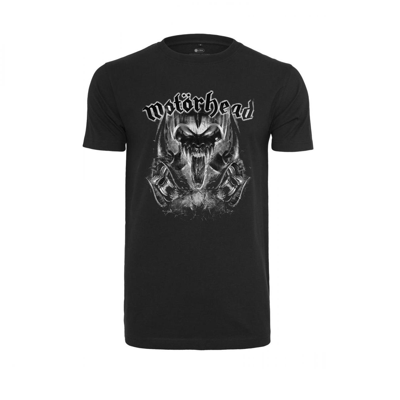 Motörhead - Tričko Warpig Tee - Muž, Čierna, XXL
