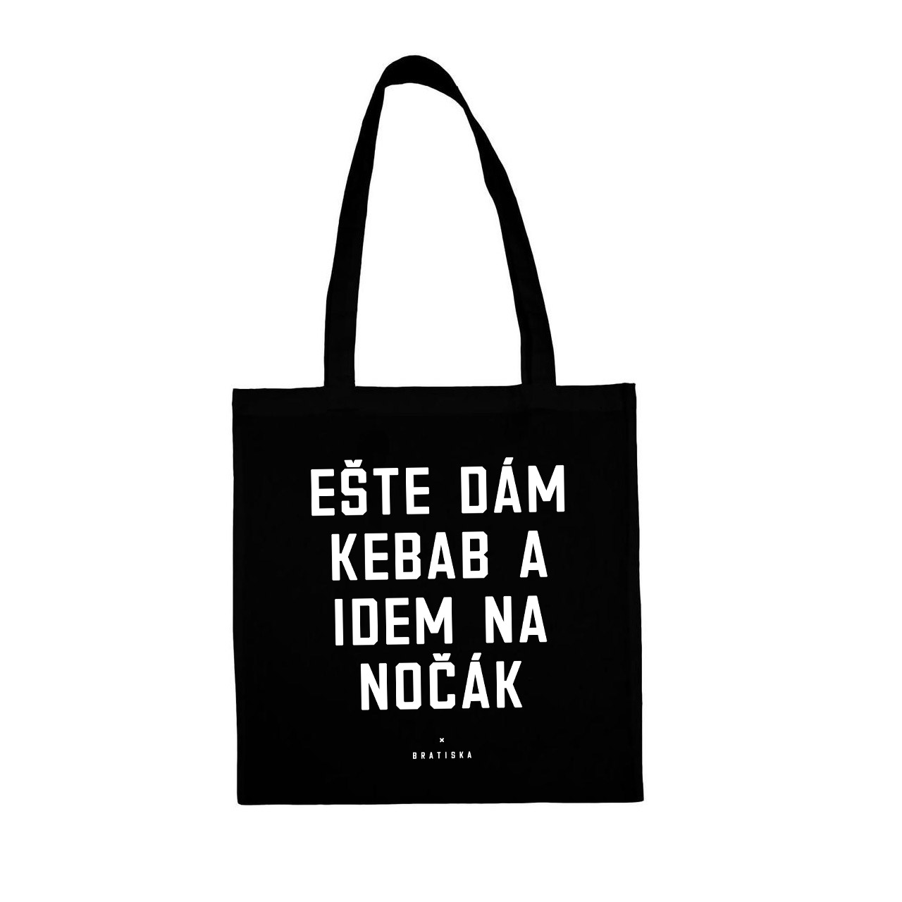 Ešte dám kebab a idem na nočák