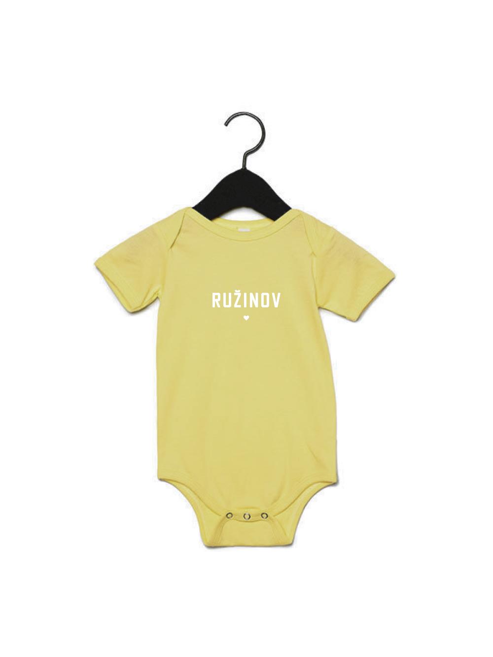 Dieťa, Žltá