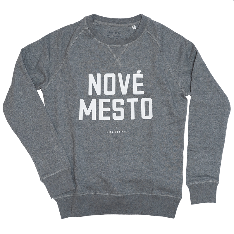 Muž, Dark Heather Grey