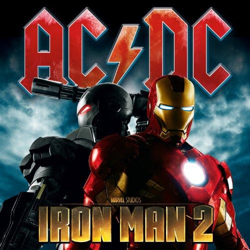 AC/DC - CD Iron Man 2 (Soundtrack)