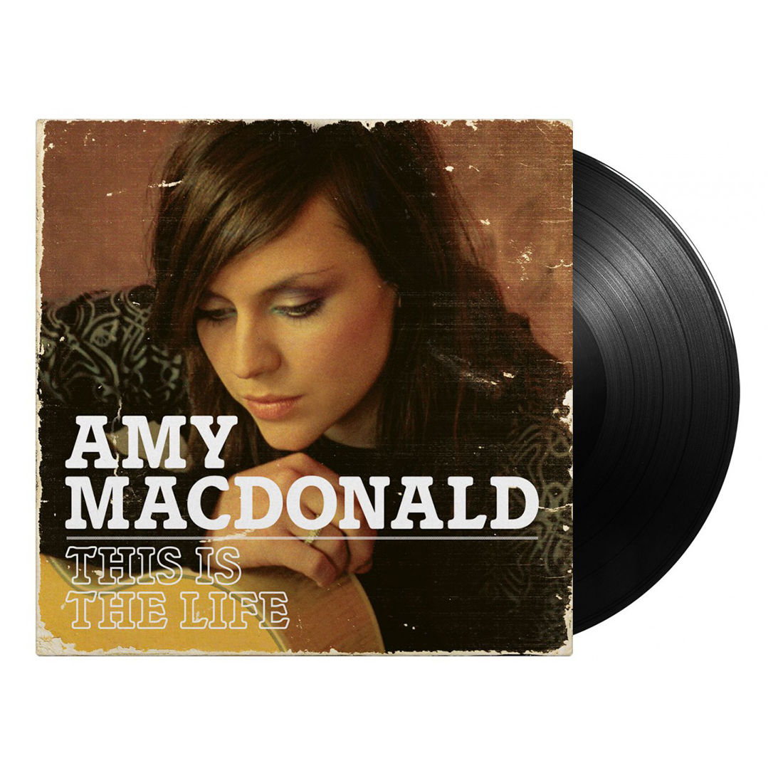 Amy Macdonald - Vinyl THIS IS THE LIFE