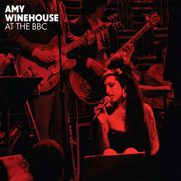 Amy Winehouse - CD At The BBC