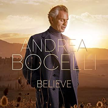 ANDREA BOCELLI - CD BELIEVE