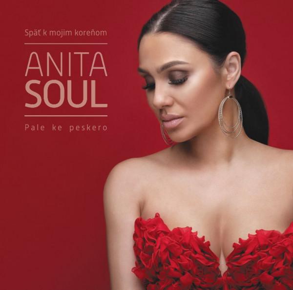 Anita Soul - CD Späť k mojim koreňom / Pale Ke Peskero