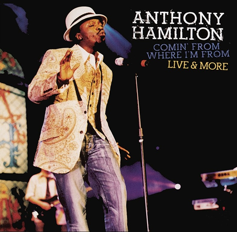 Anthony Hamilton - CD Comin' From Where I'm From (Live & More) (CD+DVD)