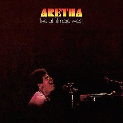 Aretha Franklin - CD Aretha Live at Fillmore West