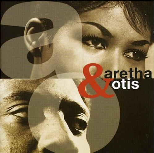 Aretha Franklin - CD Aretha & Otis