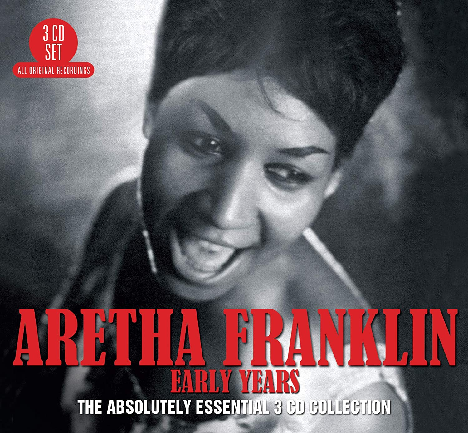 Aretha Franklin - CD Early Years: The Absolutely Essential