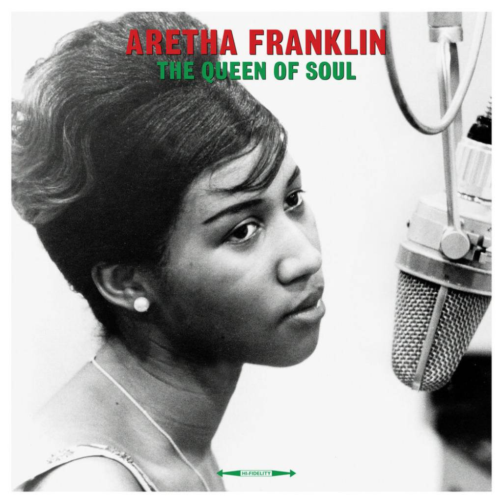 Aretha Franklin - Vinyl The Queen Of Soul