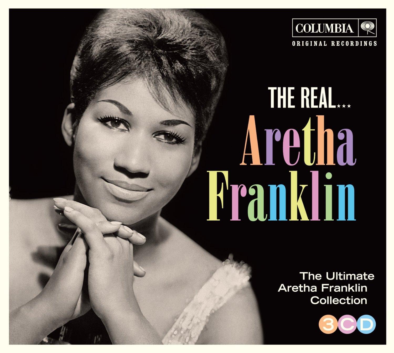 Aretha Franklin - CD The Real... Aretha Franklin