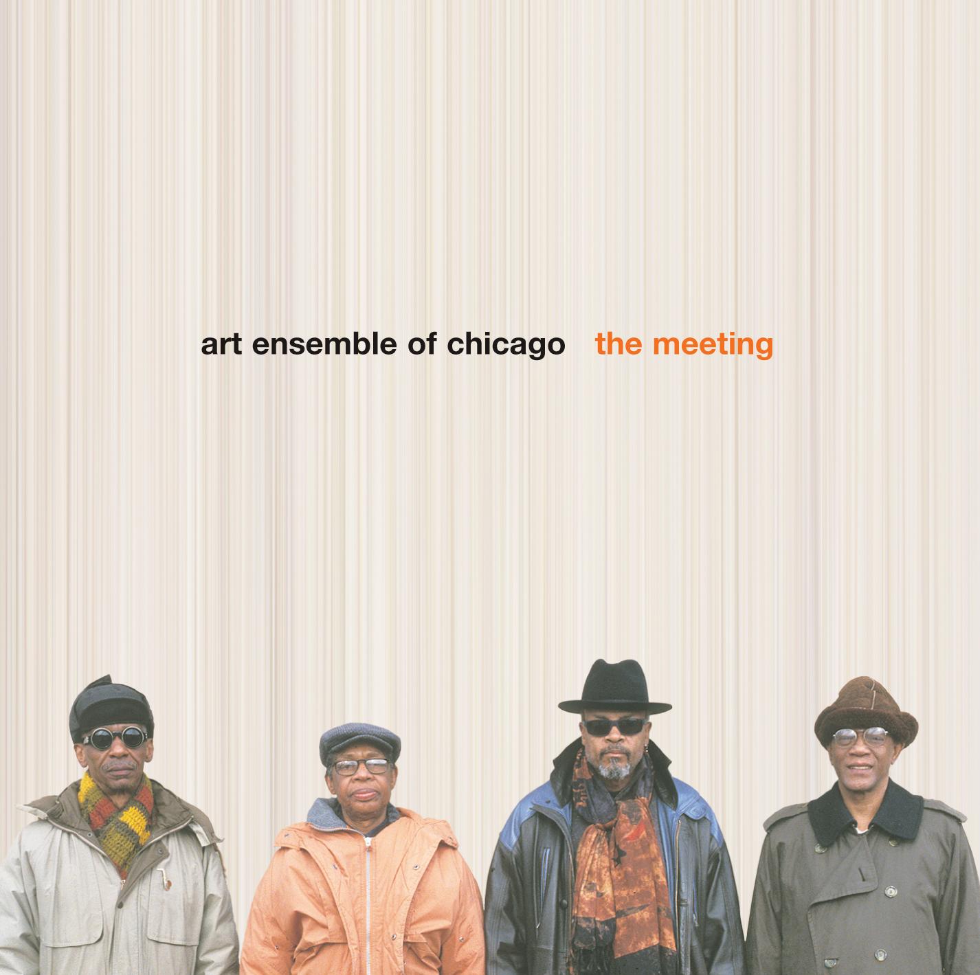 Art Ensemble of Chicago - CD The Meeting