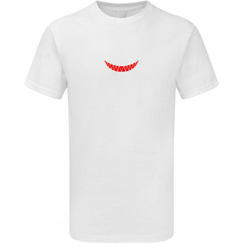 Asis - Tričko T-ERROR WHITE TEE - Muž, Biela, XL