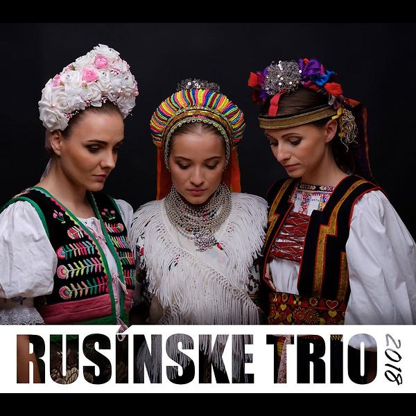 Rusínske Trio - 2018