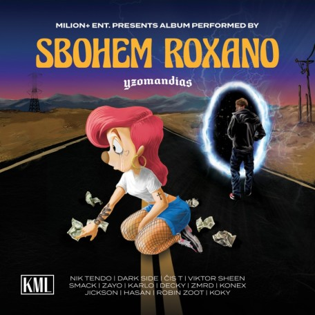 Yzomandias - Sbohem Roxano