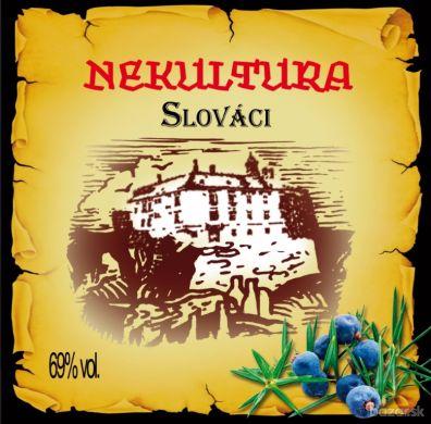Nekultúra - Slováci