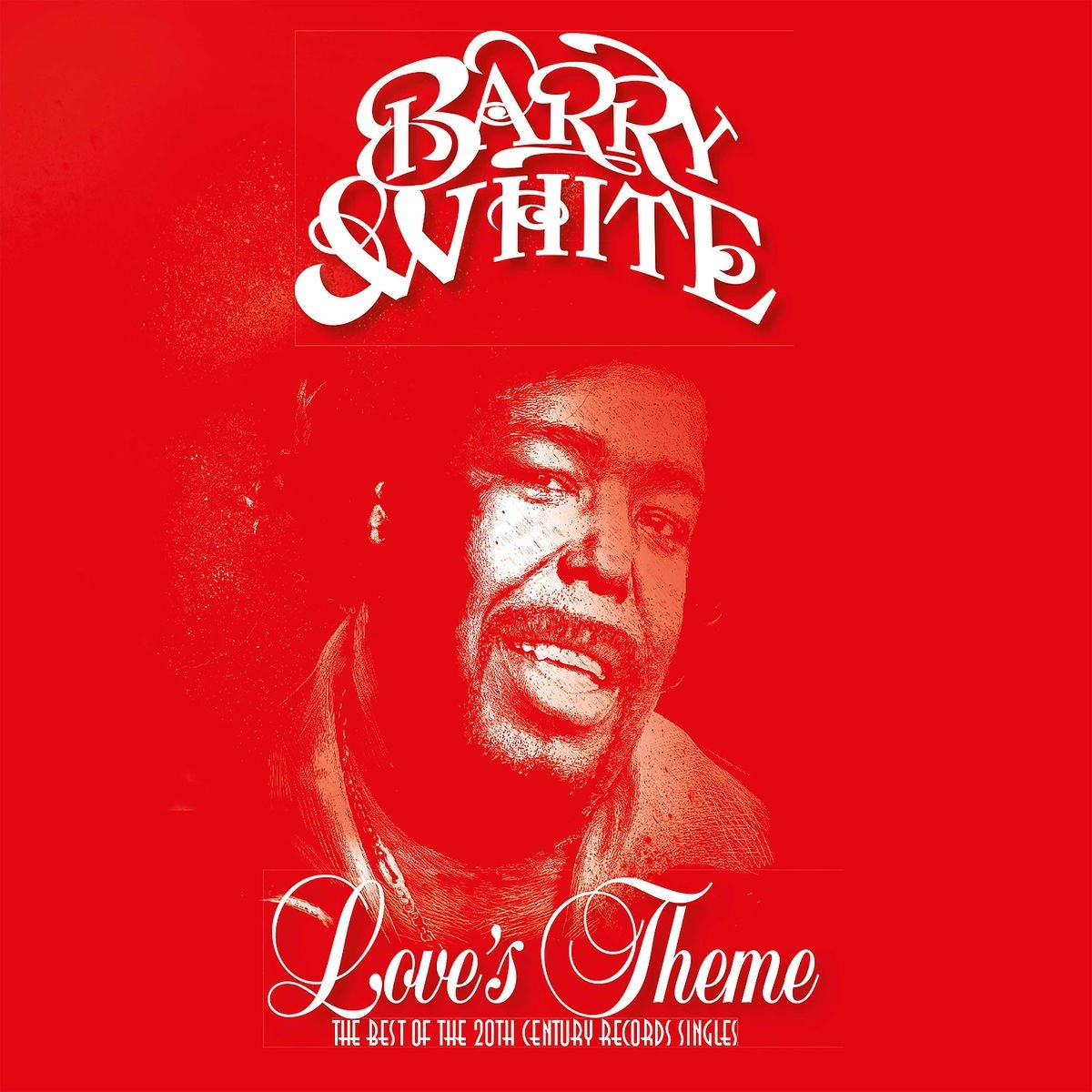 Barry White - CD Love's Theme (The Best Of The 20th Century Records Singles)