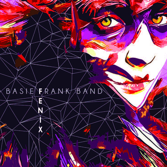 Basie Frank Band - CD Fenix