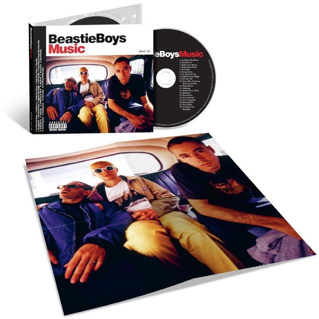 Beastie Boys - CD Beastie Boys Music (2020 Solid Gold Hits Revisited)