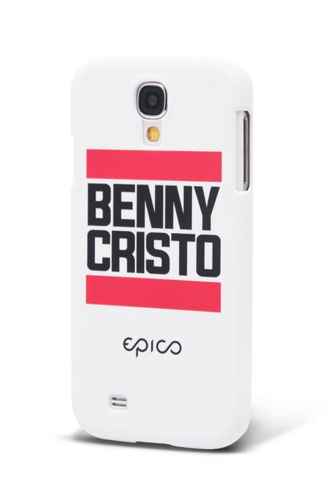 Ben Cristovao - Kryt na telefón Benny Cristo - Samsung Galaxy S4, Čierna