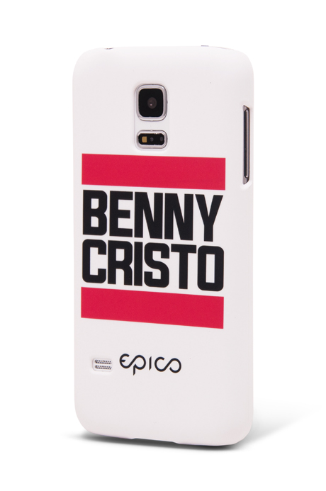 Ben Cristovao - Kryt na telefón Benny Cristo - Samsung Galaxy S5 Mini, Čierna