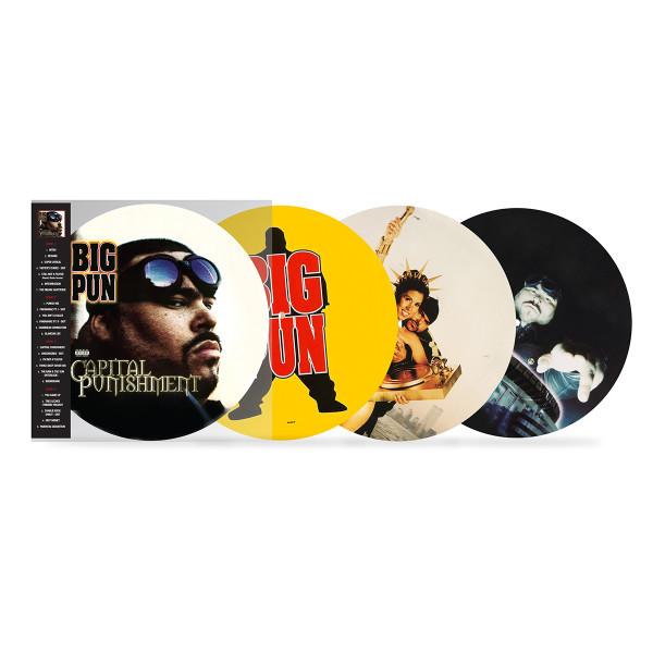 Big Pun - Vinyl Capital Punishment (2LP)