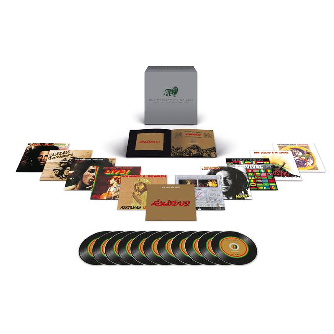 Bob Marley - CD The Complete Island CD Box Set