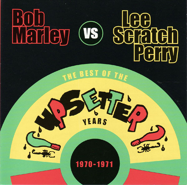 Bob Marley - Vinyl vs. Lee Scratch Perry - The Best Of The Upsetter Years 1970-1971