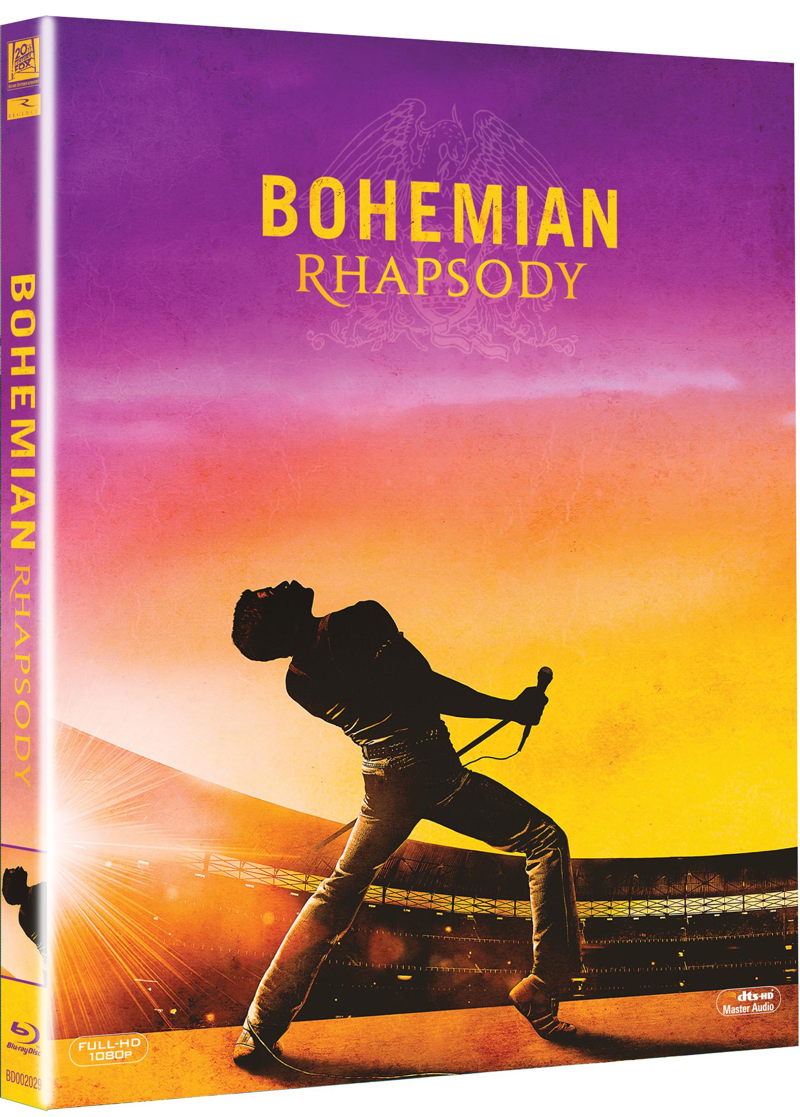 Bohemian Rhapsody - Blu-ray Bohemian Rhapsody