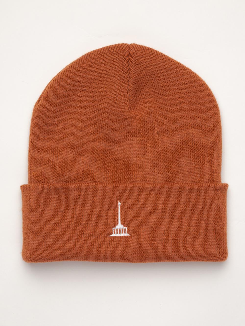 Unisex, Orange Rust