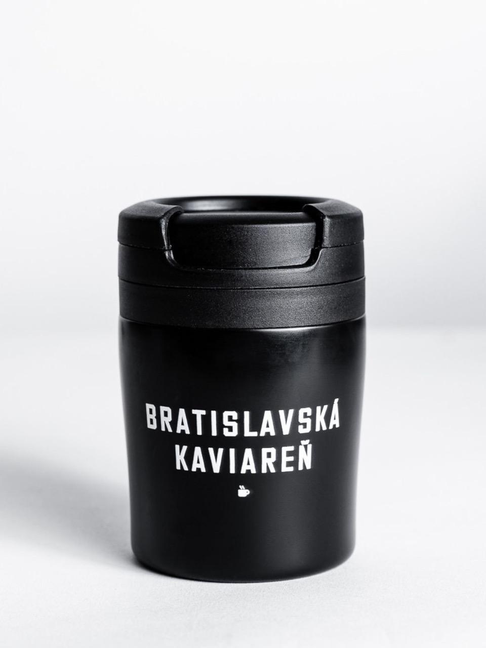 Bratislavská Kaviareň Termohrnček 160ml