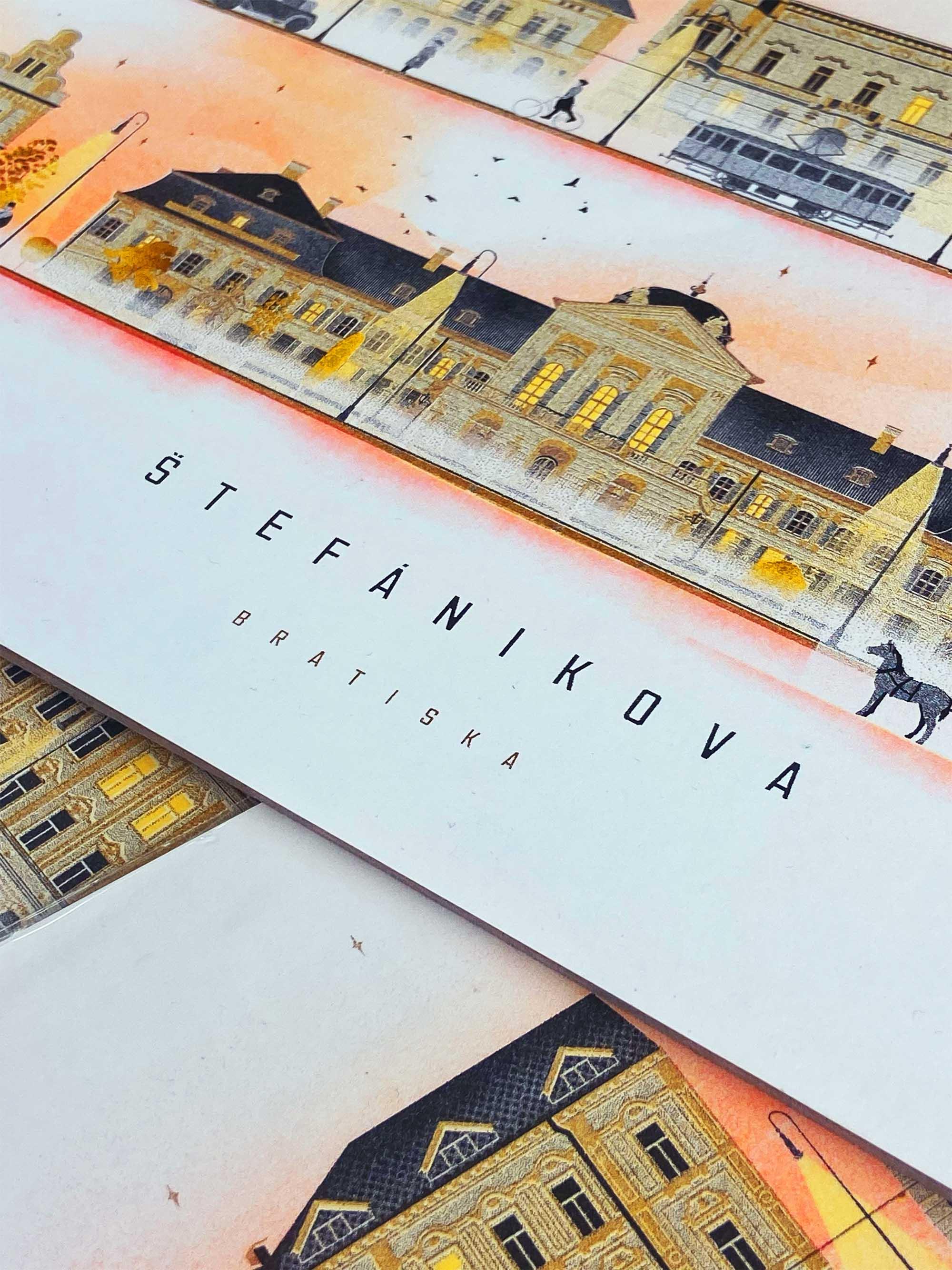 Štefániková