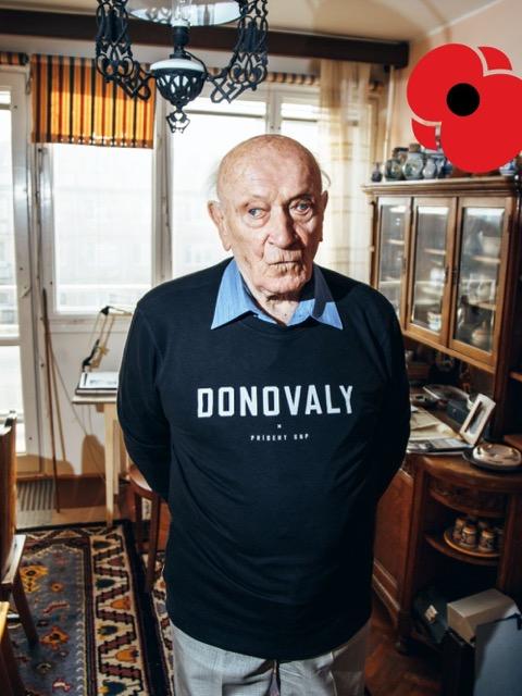 DONOVALY x Branislav Tvarožek