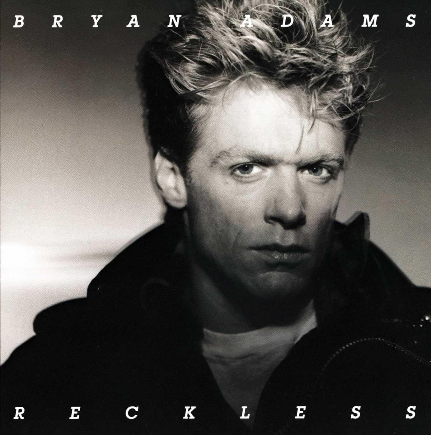 Bryan Adams - CD Reckless