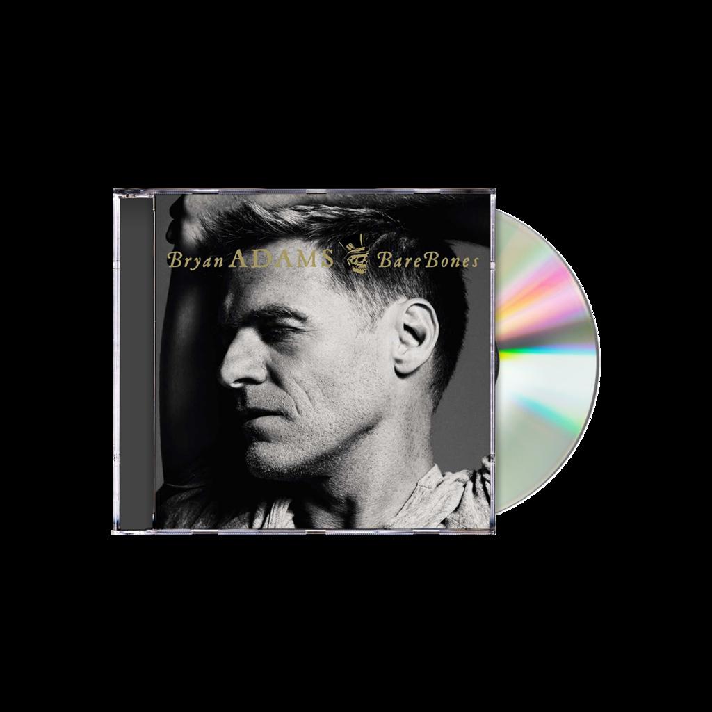 Bryan Adams - CD Bare Bones