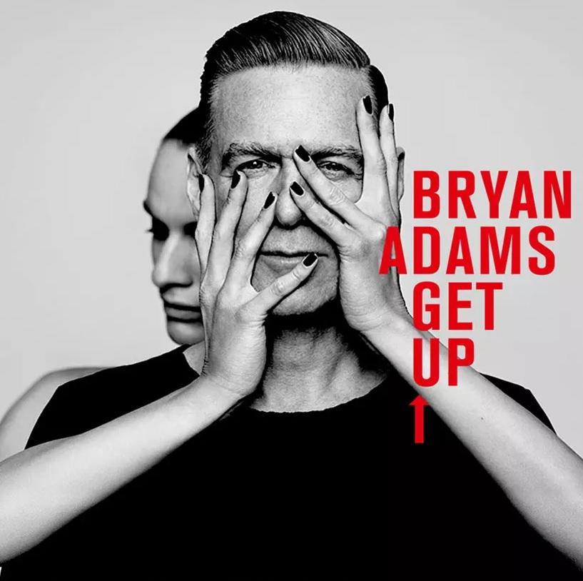 Bryan Adams - CD Get Up