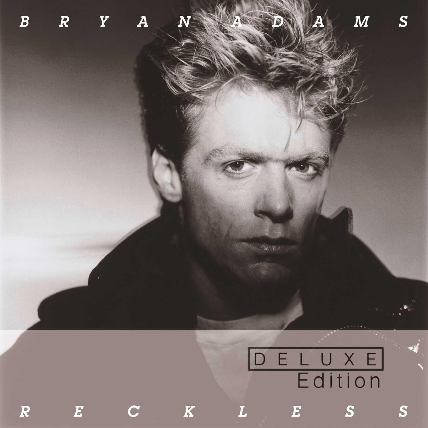 Bryan Adams - CD Reckless (Deluxe Edition)