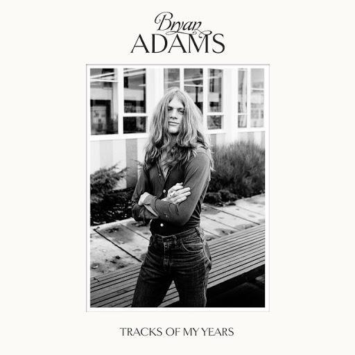 Bryan Adams - CD Tracks of My Years