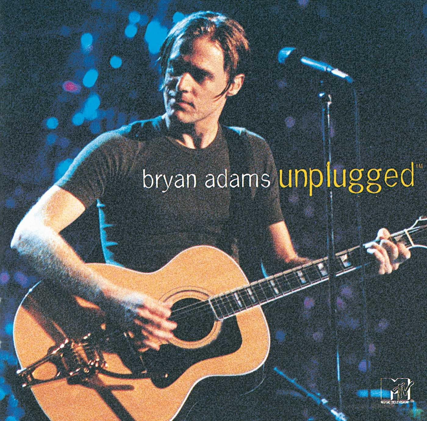 Bryan Adams - CD Unplugged